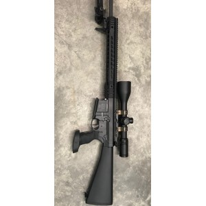 "LDT 10 DMR 24"" Fix stock"