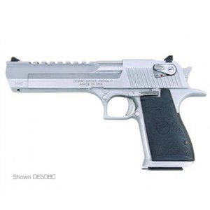 Desert Eagle Brushed Chrome