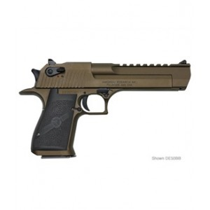 Desert Eagle Burnt Bronze