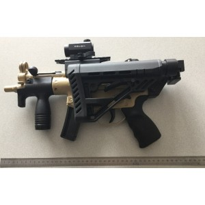LDT HSG94K PDW with folding M4 Stock