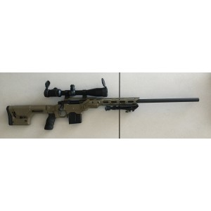 Remington 700 SPS varmint cadex