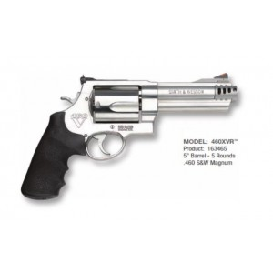 460 V Smith  Wesson