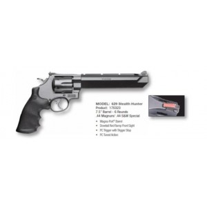 629 Stealth Hunter Smith  Wesson